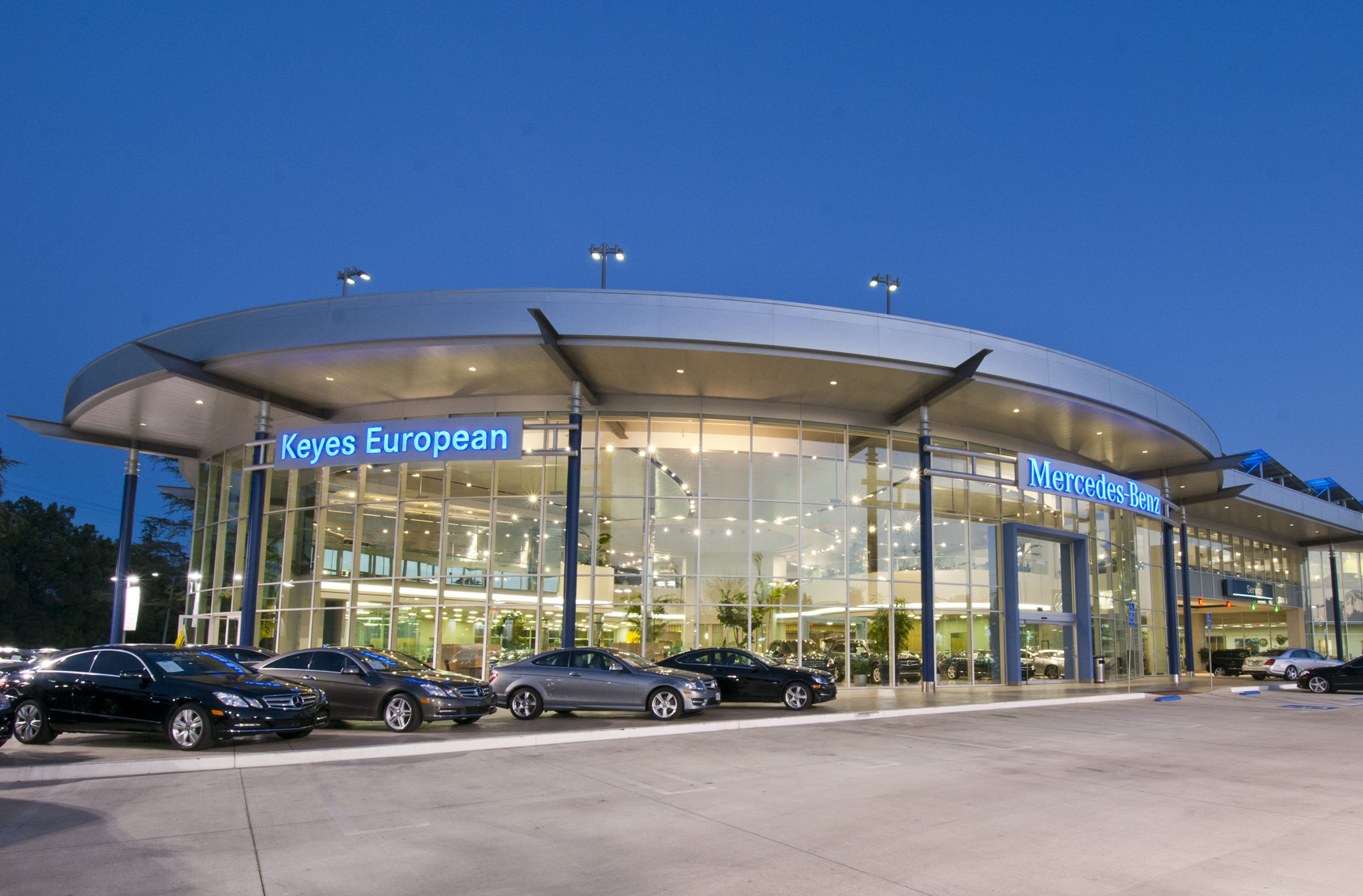 Keyes European Lighting Design Alliance