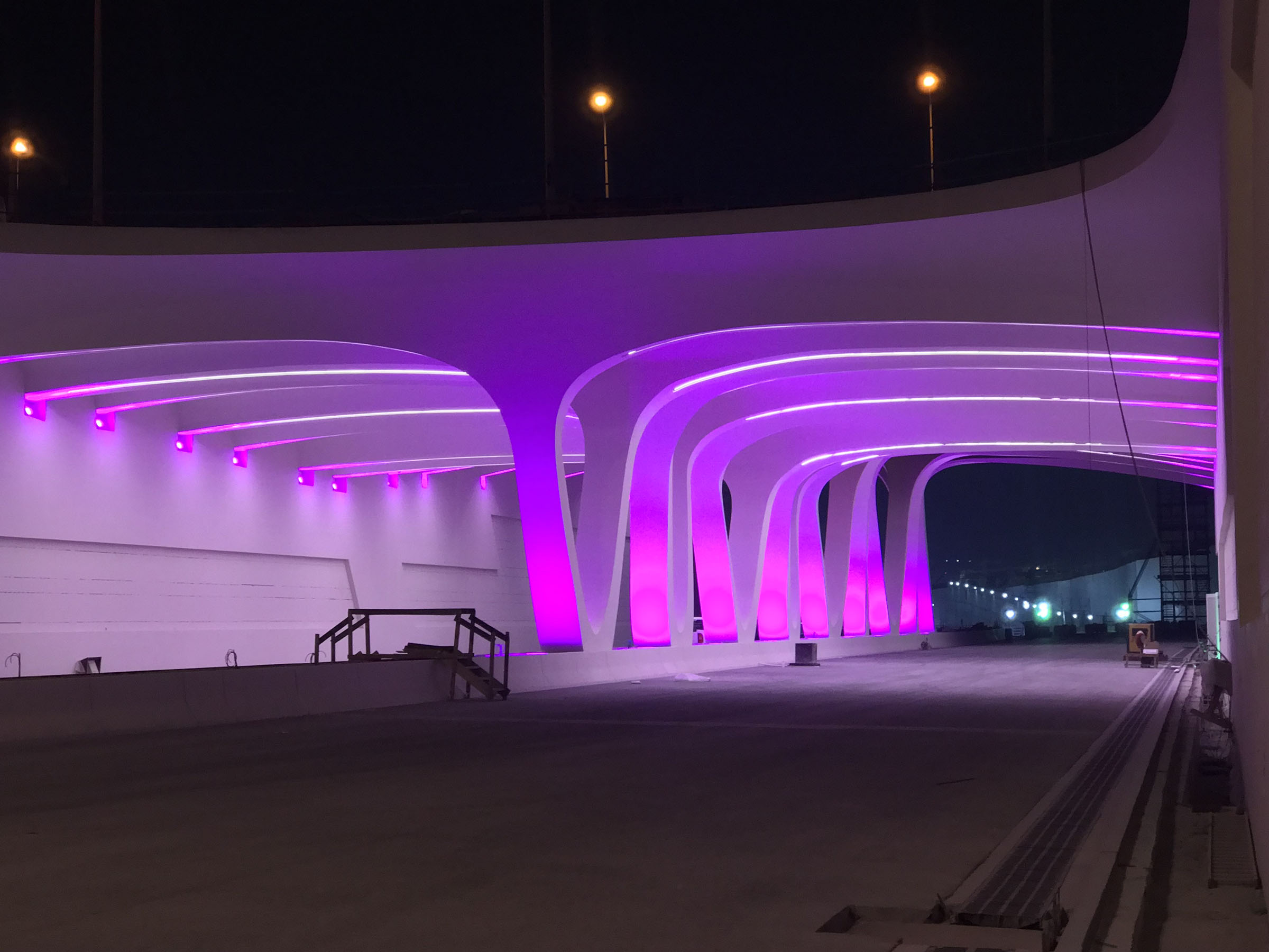 Civic archives lighting design alliance
